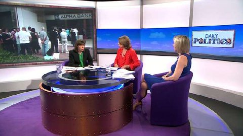 DailySunday Politics - What now for Greece